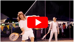 View Get Your Racquet On! video, from Tennis Australia