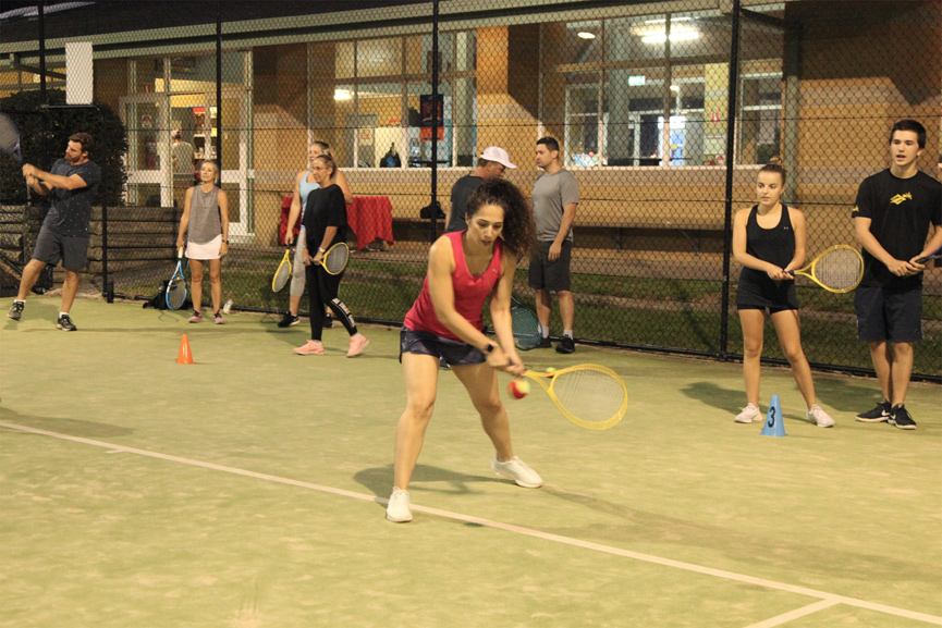 Get Your Racquet On! @Collaroy - 11