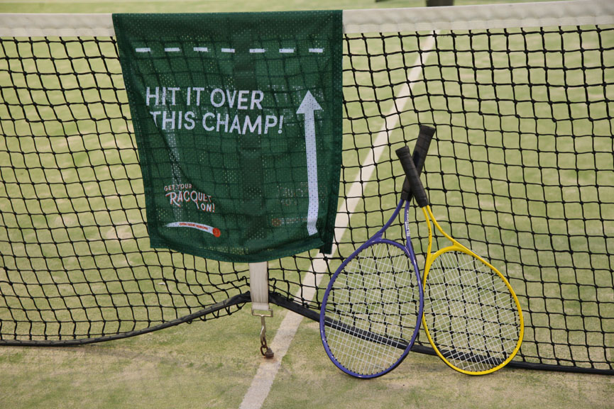 Get Your Racquet On! @Collaroy Tennis Club
