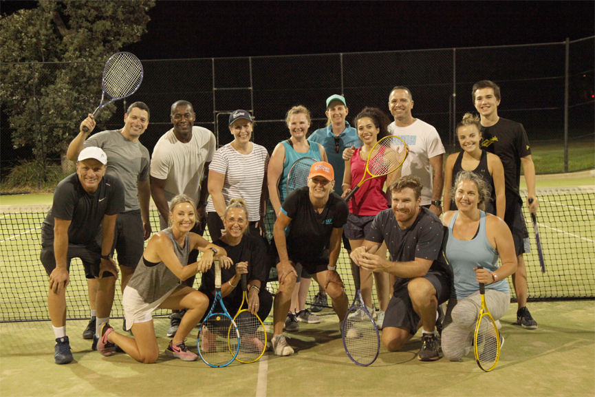 Get Your Racquet On! @Collaroy - 19