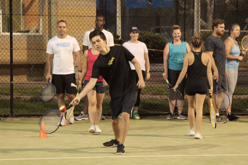 Get Your Racquet On! @Collaroy - 6