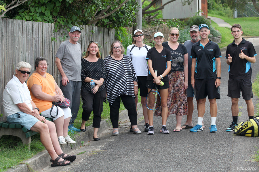 Collaroy TC players, members and families