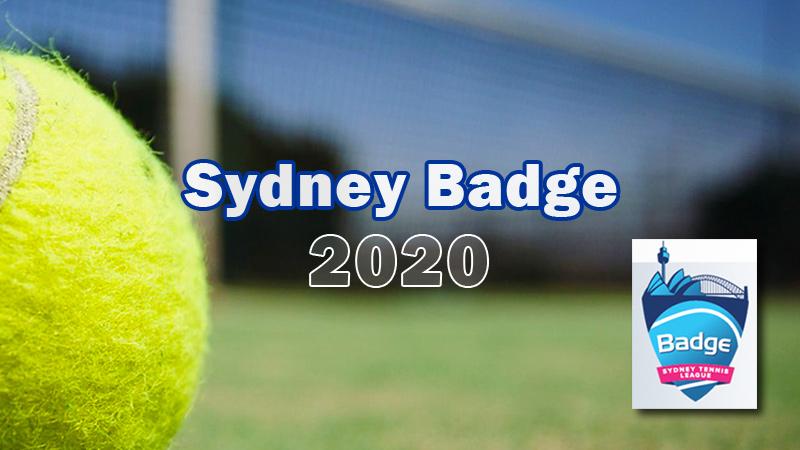 Sydney Badge 2020