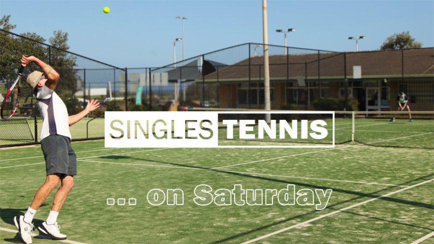 Singles for Members - 9 May