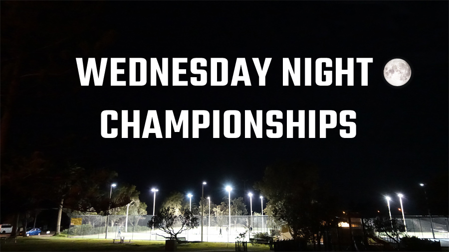 Wed Night Championships 2020