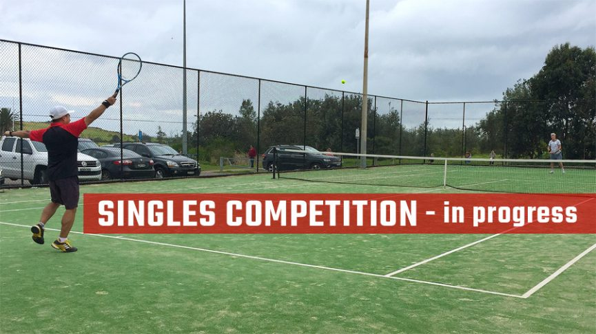 Singles Comp - in progress