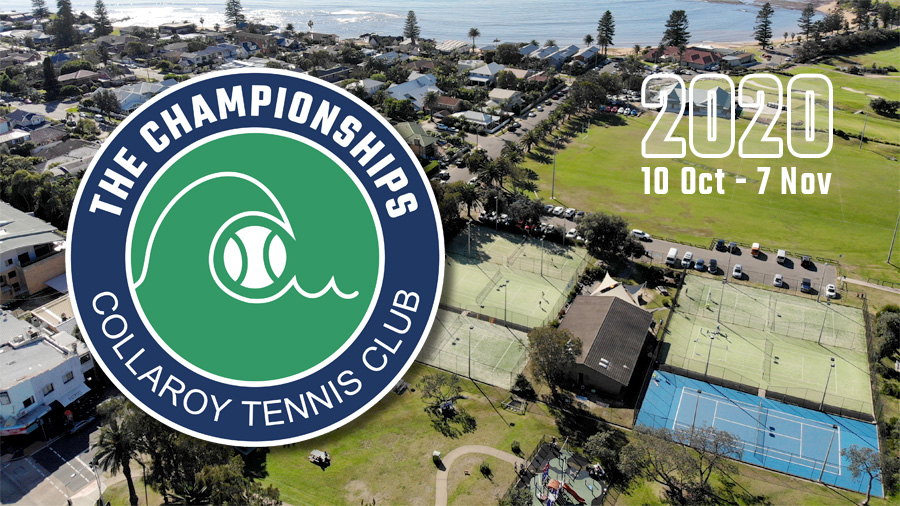 2020 Collaroy Tennis Club Championships
