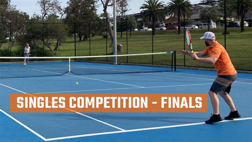 Singles Comp - Finals