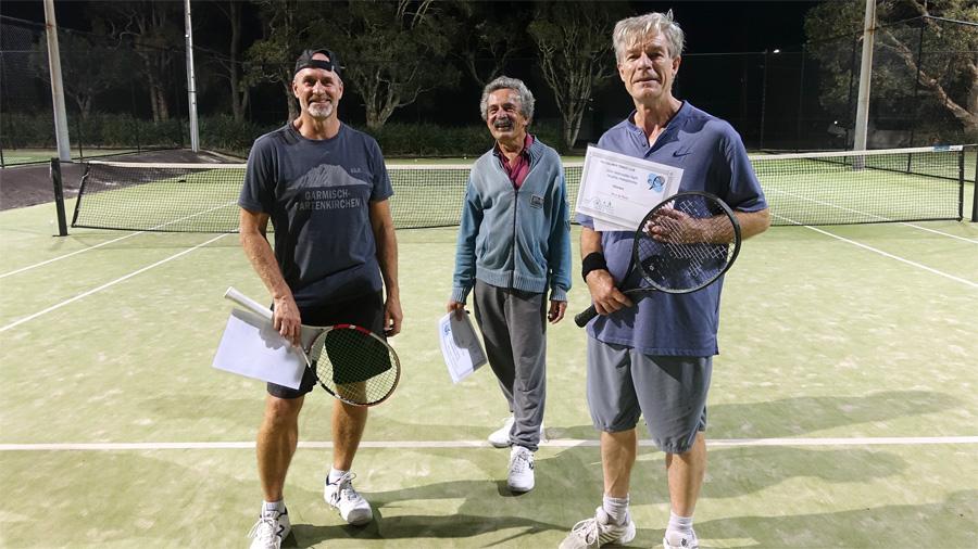 Champions - Scott & Peter