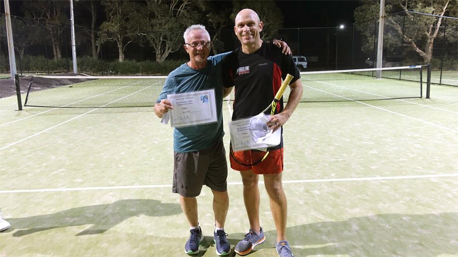 Runners-up - Ed & Nico