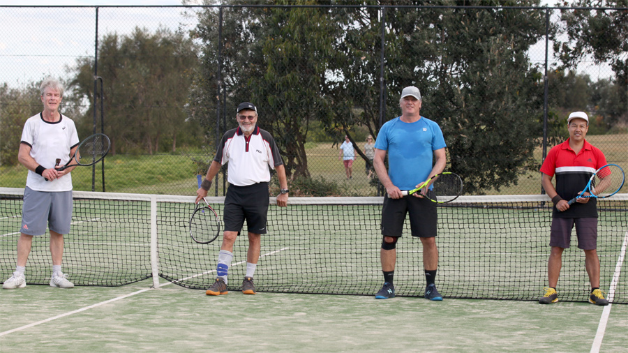 Doubles players