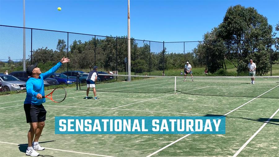 Sensational Saturday