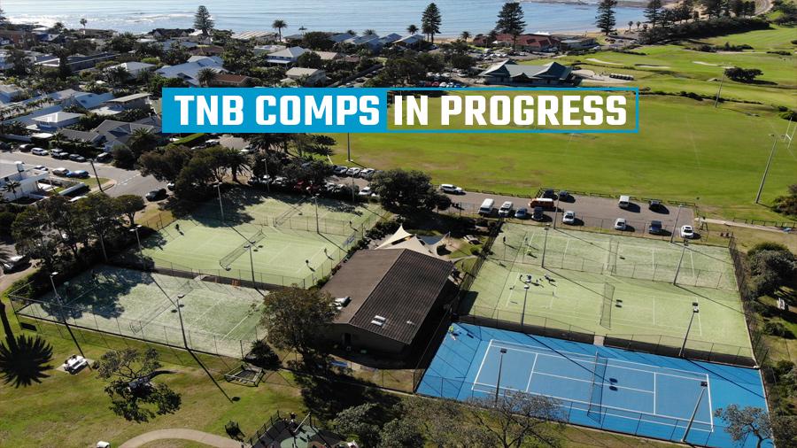 TNB comp in progress