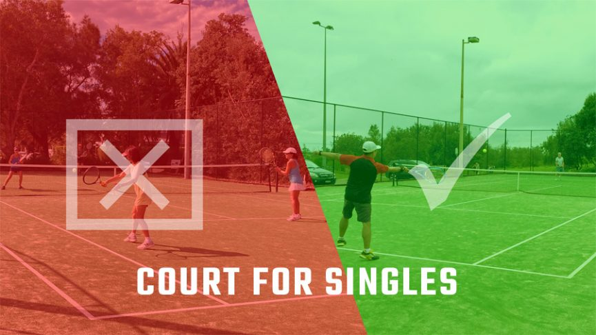 Court for Singles